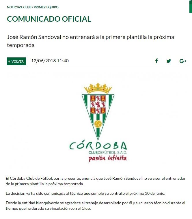 Altas y Bajas confirmadas Liga 1.2.3 Temporada 2018-2019 Sandov10