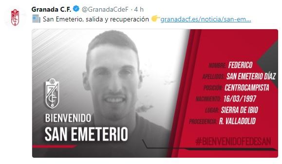 Altas y Bajas confirmadas Liga 1.2.3 Temporada 2018-2019 - Página 2 Saneme10
