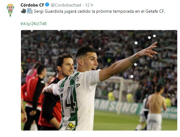 Altas y Bajas confirmadas Liga 1.2.3 Temporada 2018-2019 Sergi_10