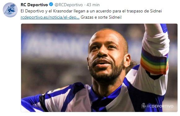 Altas y Bajas confirmadas Liga 1.2.3 Temporada 2018-2019 Sidney10