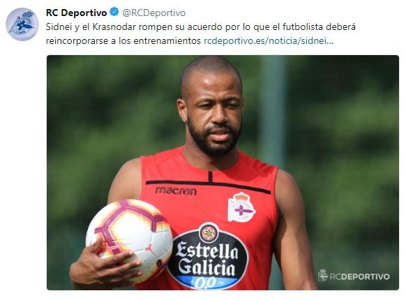 Altas y Bajas confirmadas Liga 1.2.3 Temporada 2018-2019 - Página 2 Sidney11