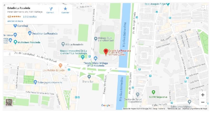[J11] Málaga C.F. - Cádiz C.F. - Sábado 12/10/2019 18:00 h. #MálagaCádiz Situac24