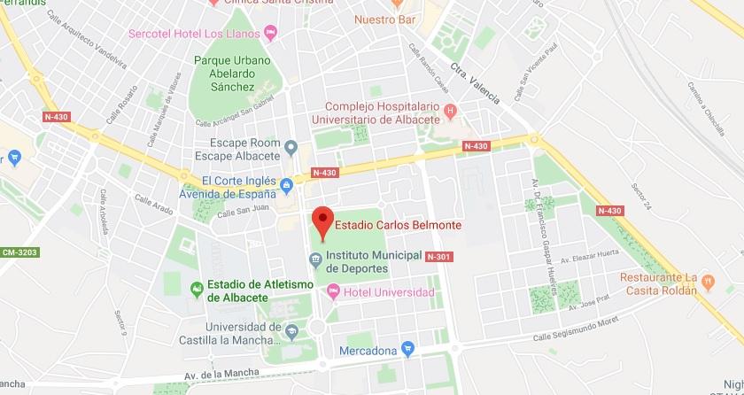 [J13] Albacete Balompié - Cádiz C.F. - Viernes 25/10/2019 21:00 h. #AlbaceteCádiz Situac25