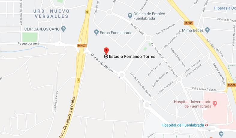 [J18] C.F. Fuenlabrada - Cádiz C.F. - Domingo 01/12/2019 12:00 h. #FuenlabradaCádiz Situac28