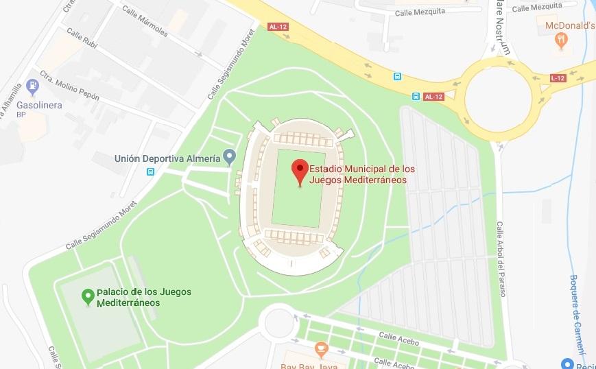 [J22] U.D. Almería - Cádiz C.F. Sábado 19/01/2019 16:00 h. #AlmeríaCádiz Situci11