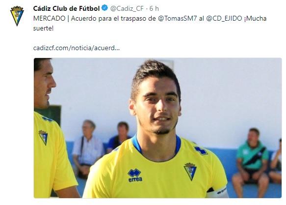 Altas y Bajas confirmadas Liga 1.2.3 Temporada 2018-2019 Tomas_10