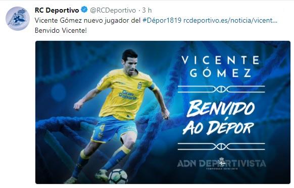 Altas y Bajas confirmadas Liga 1.2.3 Temporada 2018-2019 - Página 2 Vicent11