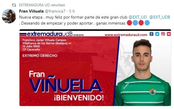 Altas y Bajas confirmadas Liga 1.2.3 Temporada 2018-2019 Viyuel10