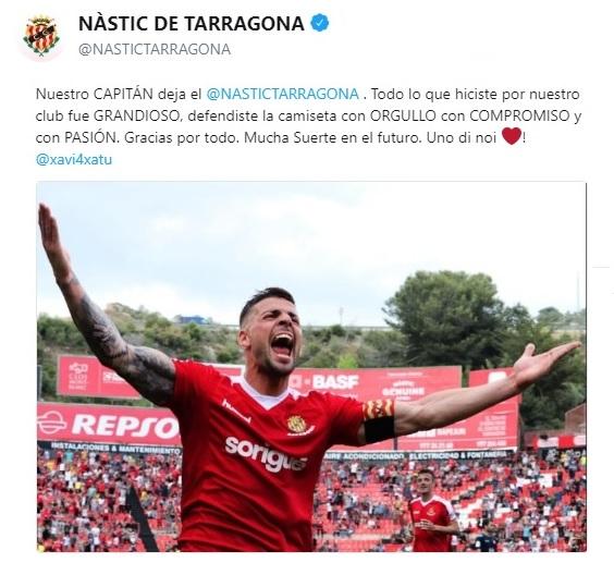 Altas y Bajas confirmadas Liga 1.2.3 Temporada 2018-2019 Xavi_m10
