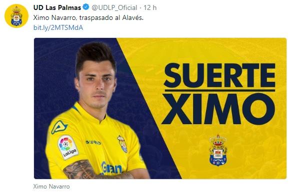 Altas y Bajas confirmadas Liga 1.2.3 Temporada 2018-2019 Ximo_n10