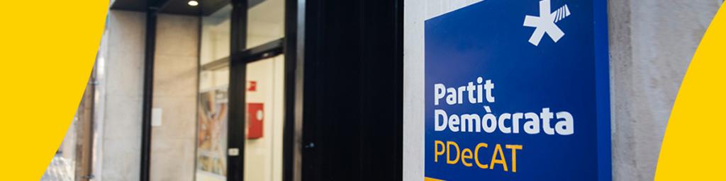 PDeCAT   Rueda de Prensa sobre la Actualidad Política (7 de Junio) Pdecat11