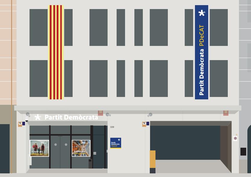 PDeCAT   Rueda de Prensa sobre la Actualidad Política (7 de Junio) Premsa10