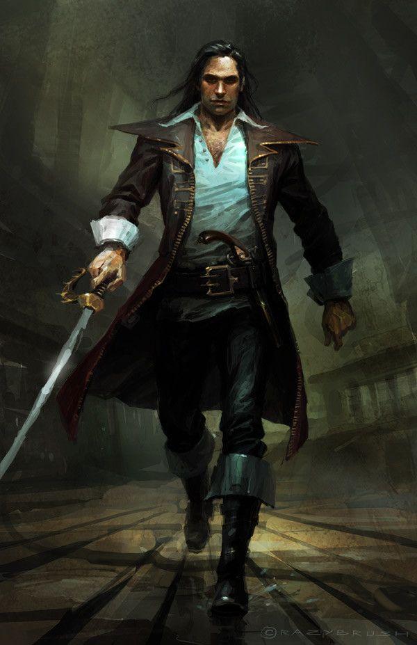 Piratas 2! - Jack, Zhangief, Durthel Duncan11