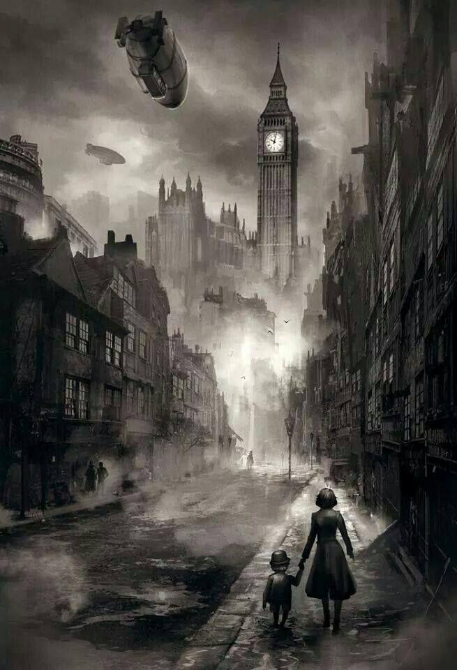 Steampunk World - Alice Green Steamp12