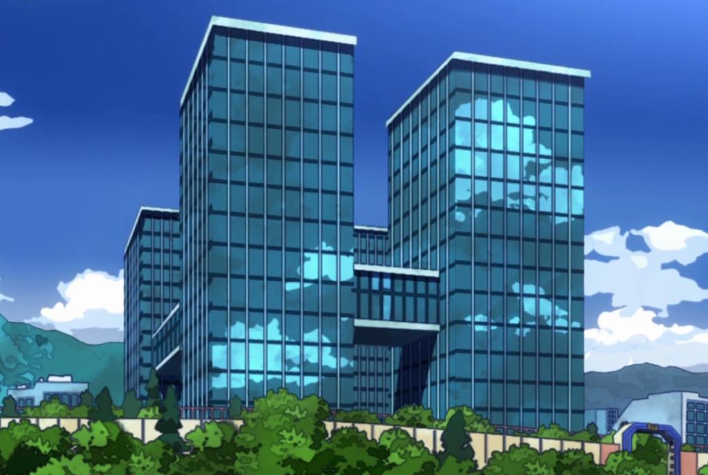 Boku no Hero World - Temporada 2 Ua10