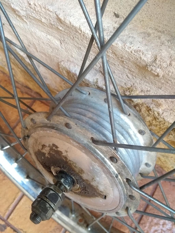 Inicio restauración Mobylette Campera Img_2011
