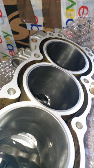 Ανακατασκευή κινητήρα 954 μετά από ράγισμα κυλίνδρων. 20190512
