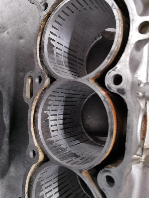Ανακατασκευή κινητήρα 954 μετά από ράγισμα κυλίνδρων. 60661210