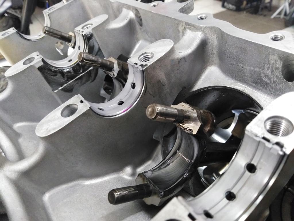 Ανακατασκευή κινητήρα 954 μετά από ράγισμα κυλίνδρων. - Σελίδα 2 72735910