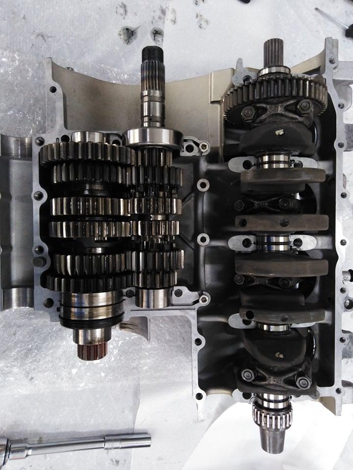 Ανακατασκευή κινητήρα 954 μετά από ράγισμα κυλίνδρων. - Σελίδα 2 72920110