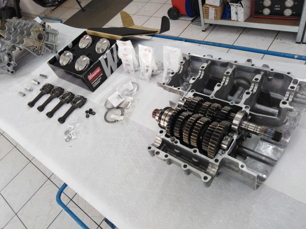 Ανακατασκευή κινητήρα 954 μετά από ράγισμα κυλίνδρων. - Σελίδα 2 73148710
