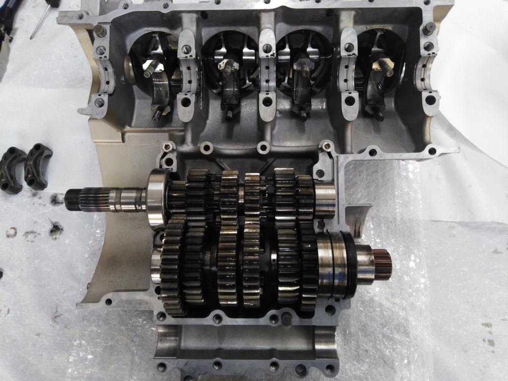 Ανακατασκευή κινητήρα 954 μετά από ράγισμα κυλίνδρων. - Σελίδα 2 74839810