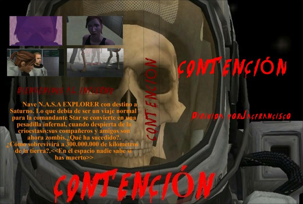Contención. La película Poster14