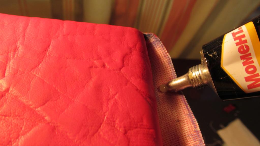 Как свести углы при перетяжке патефона (один из способов) 2410