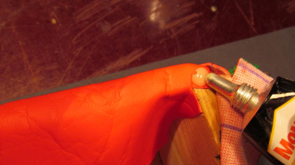 Как свести углы при перетяжке патефона (один из способов) 2510