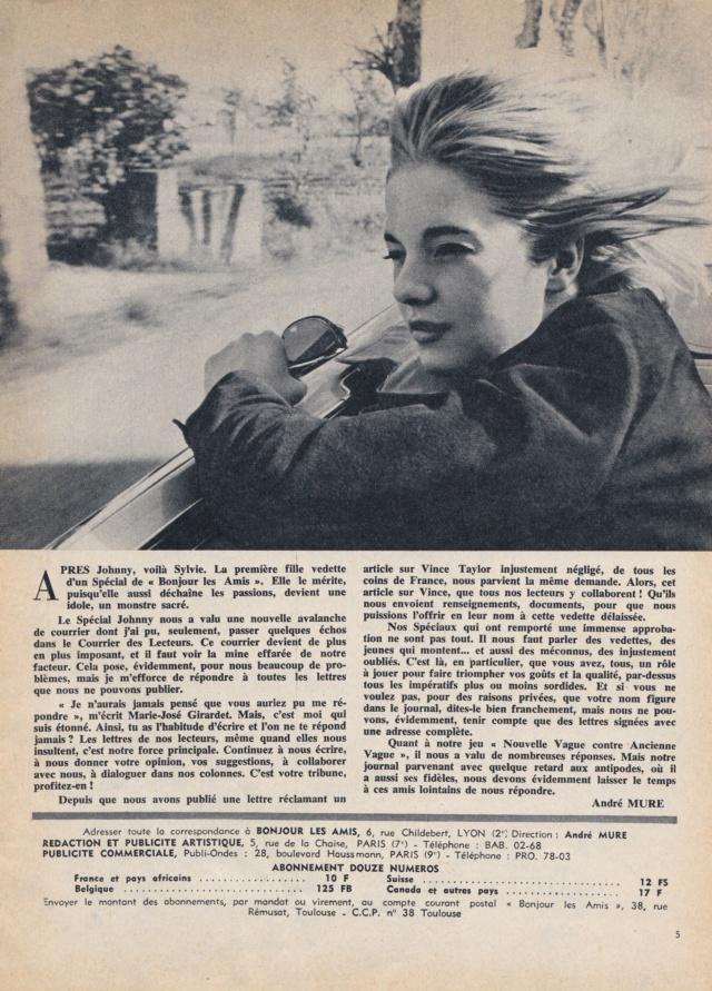 Bonjour Les Amis n°11 de Juillet 1963 Bla11_12