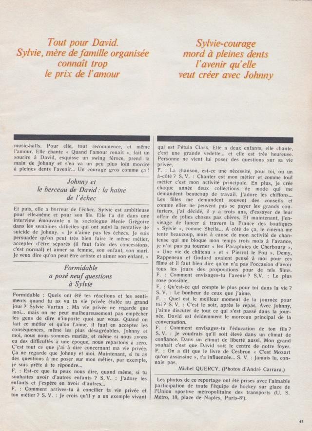 Formidable n° 17 de février 1967 For_1714