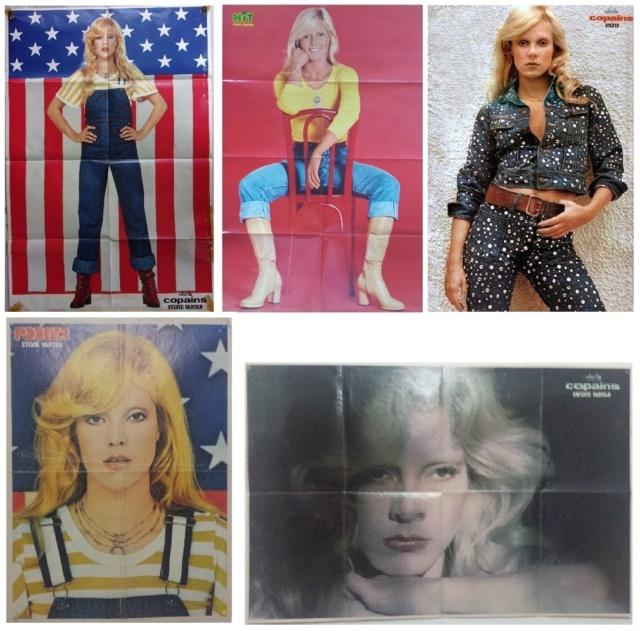 Poster de Sylvie  dans ma chambre en 1964 ET VOUS ? - Page 2 S-l16013