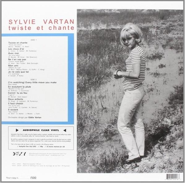 Album de réédition Russe Sylvie13