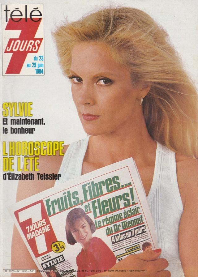 Télé 7 Jours n° 1256 du 23 juin 1984 T7j_1918