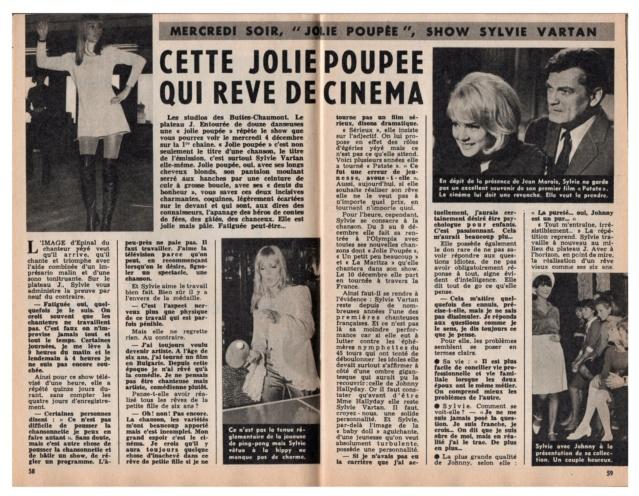 Télé Poche n° 146 du 27 novembre 1968 - Page 2 Tp_19617