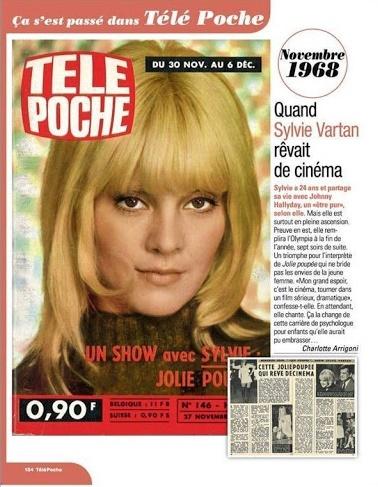 Télé Poche n° 146 du 27 novembre 1968 - Page 2 Tp_19618
