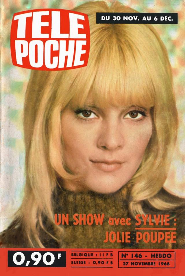 Télé Poche n° 146 du 27 novembre 1968 - Page 2 Tp_19620