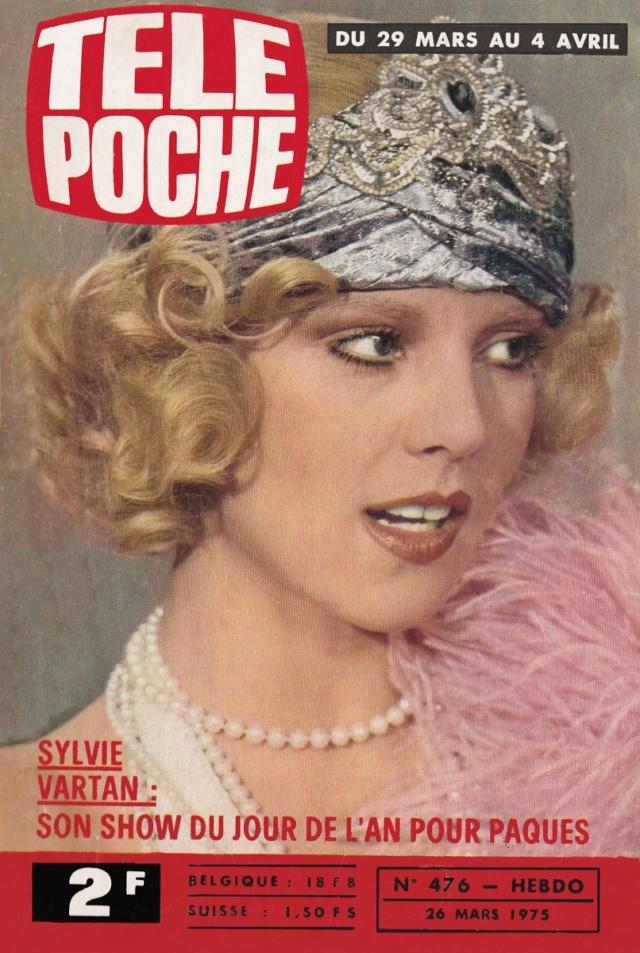 Télé Poche n°476 du 20 mars 1975 Tp_19735