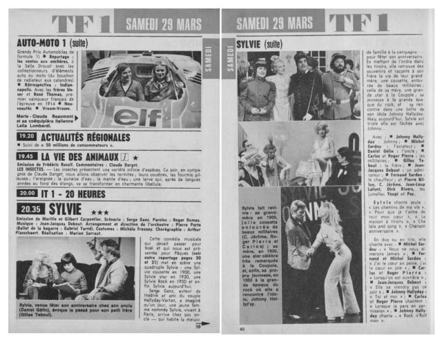 Télé Poche n°476 du 20 mars 1975 Tp_19738