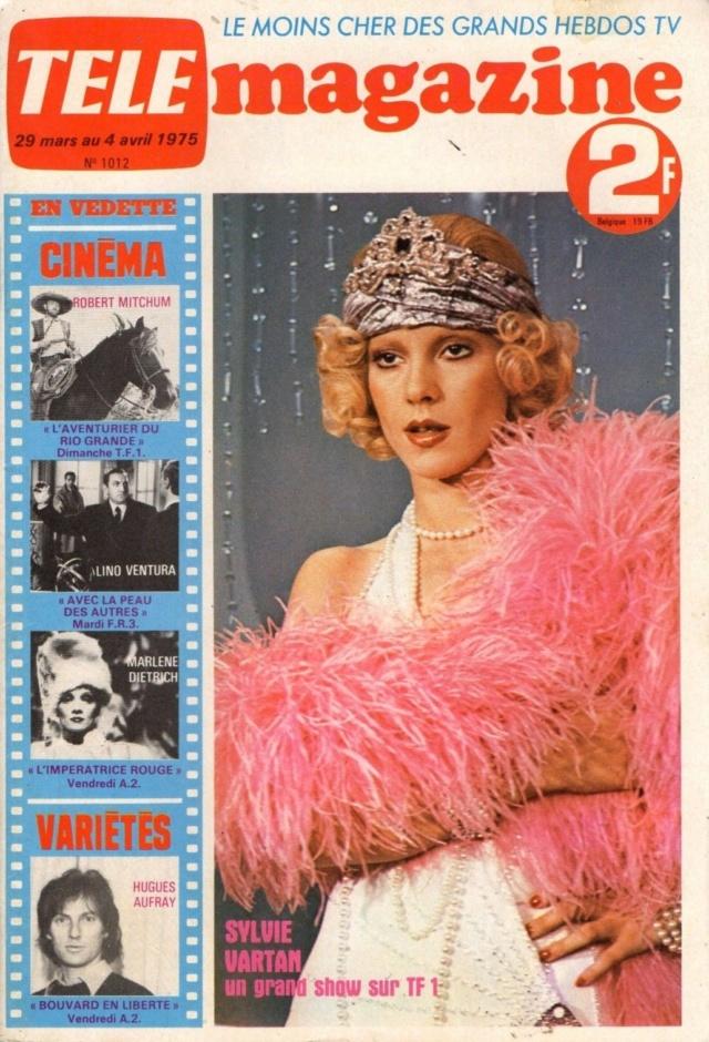 Télé Poche n°476 du 20 mars 1975 Tzolzo13