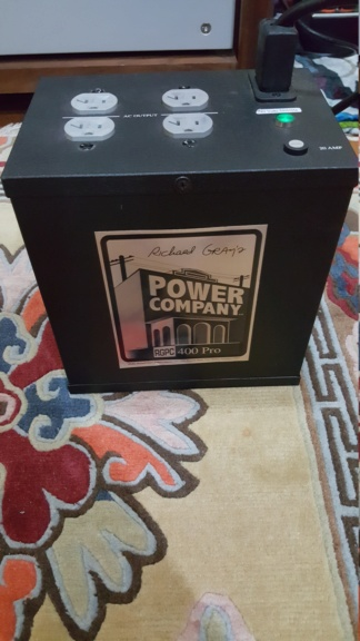 Richard Grey Power Conditioner 400 Pro 20180710