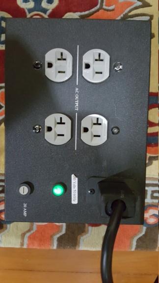Richard Grey Power Conditioner 400 Pro 20180712