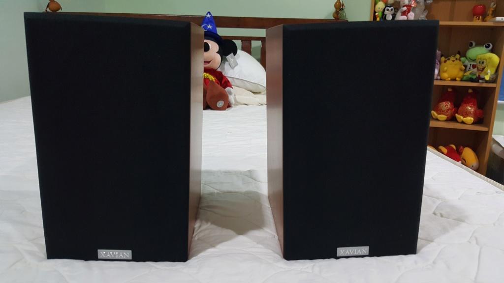 Xavian Mia Bookshelf Speaker 20181210