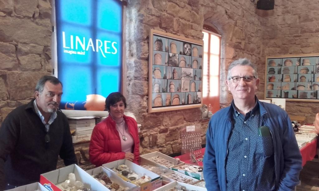 IX  Mesa de minerales  de Linares 20191212