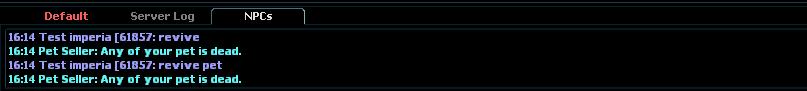 [NPC] [NPC] npc pet seller Screen11