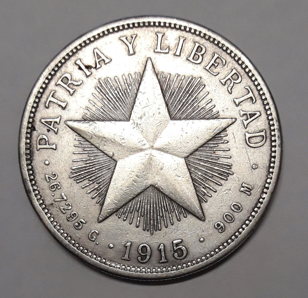 Cuba Peso ABC 1915_110
