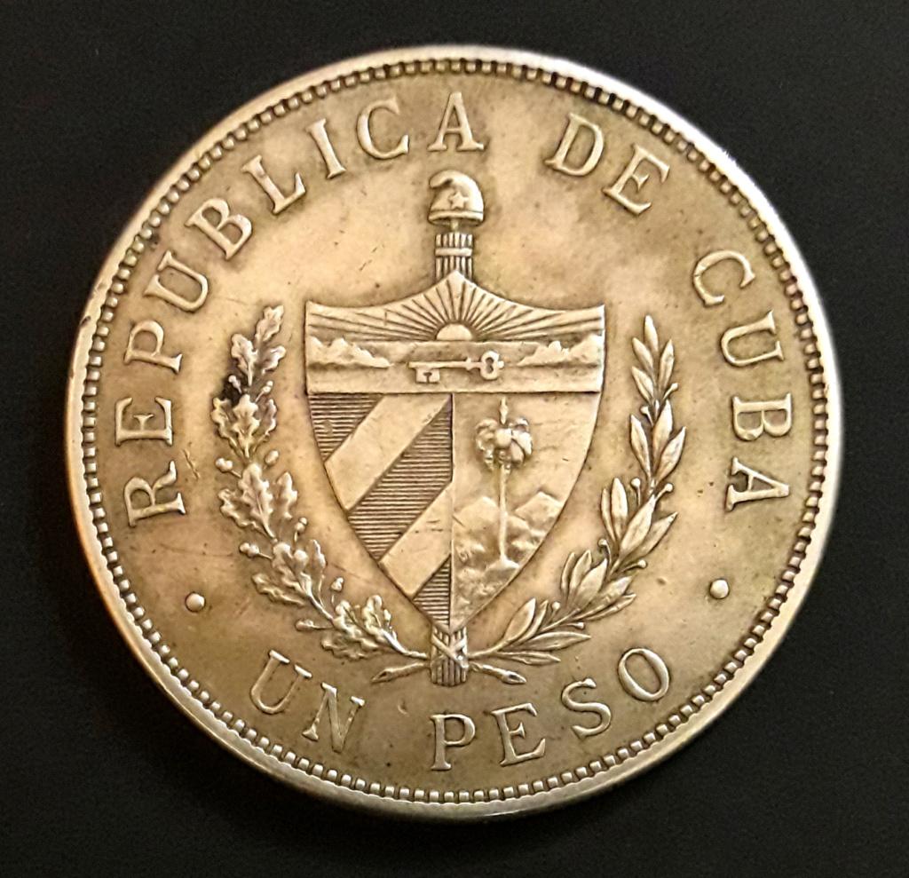 Cuba 1 Peso 1915 1915_112
