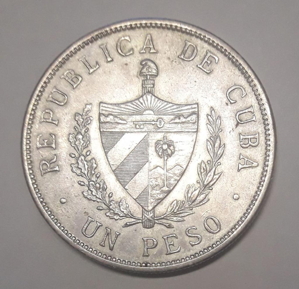 Cuba 1 peso 1932 1932_111