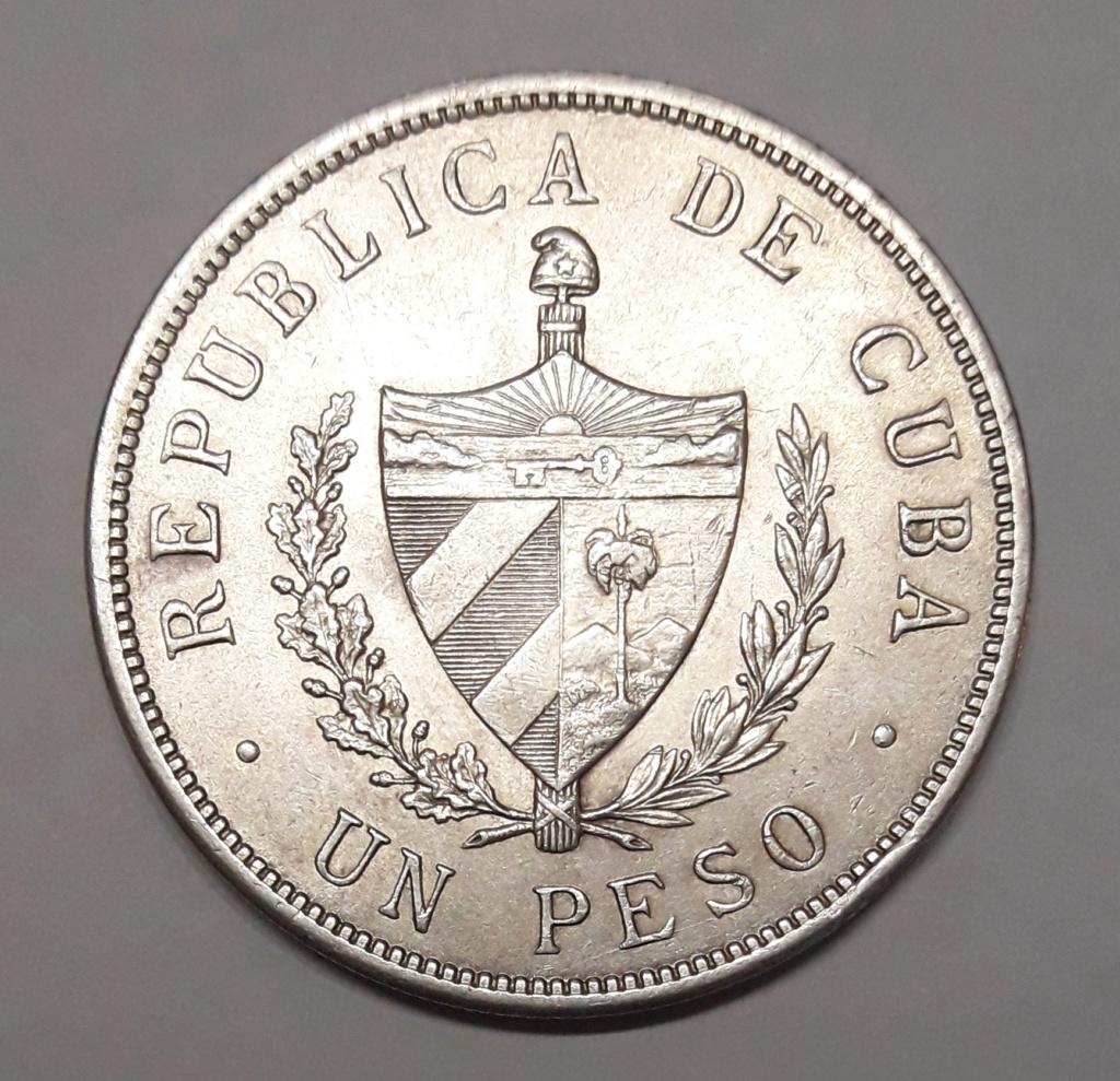 Cuba 1 peso 1933 1933_115