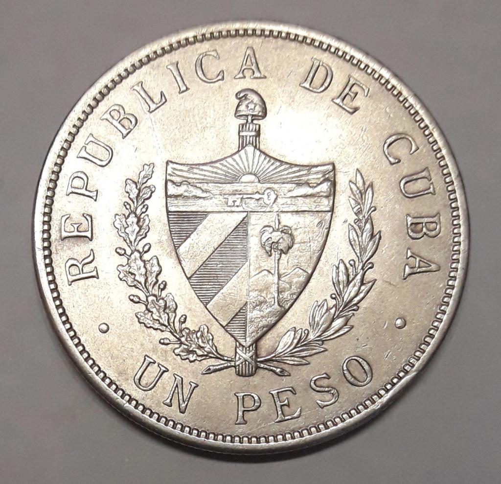 Cuba 1 peso 1933 1933_117
